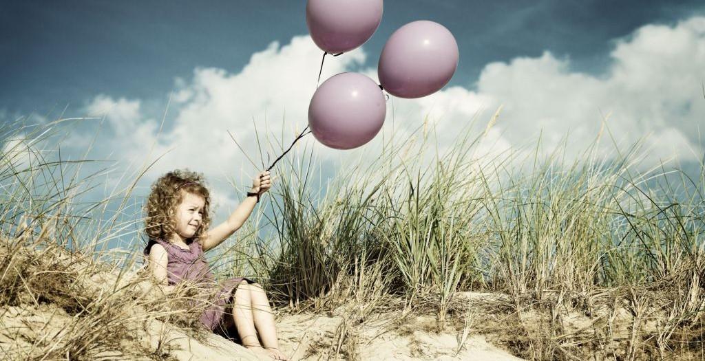 Kinderfotos - Strandshooting mit Leni