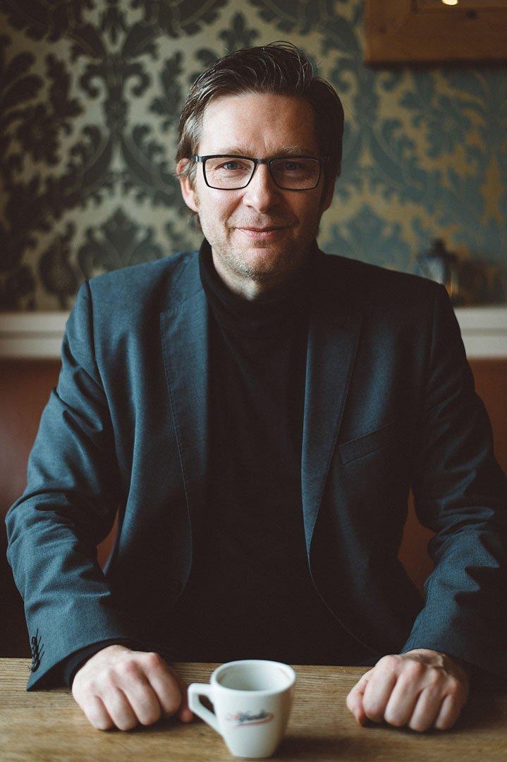 Holger Martens Fotograf Tasse Kaffee