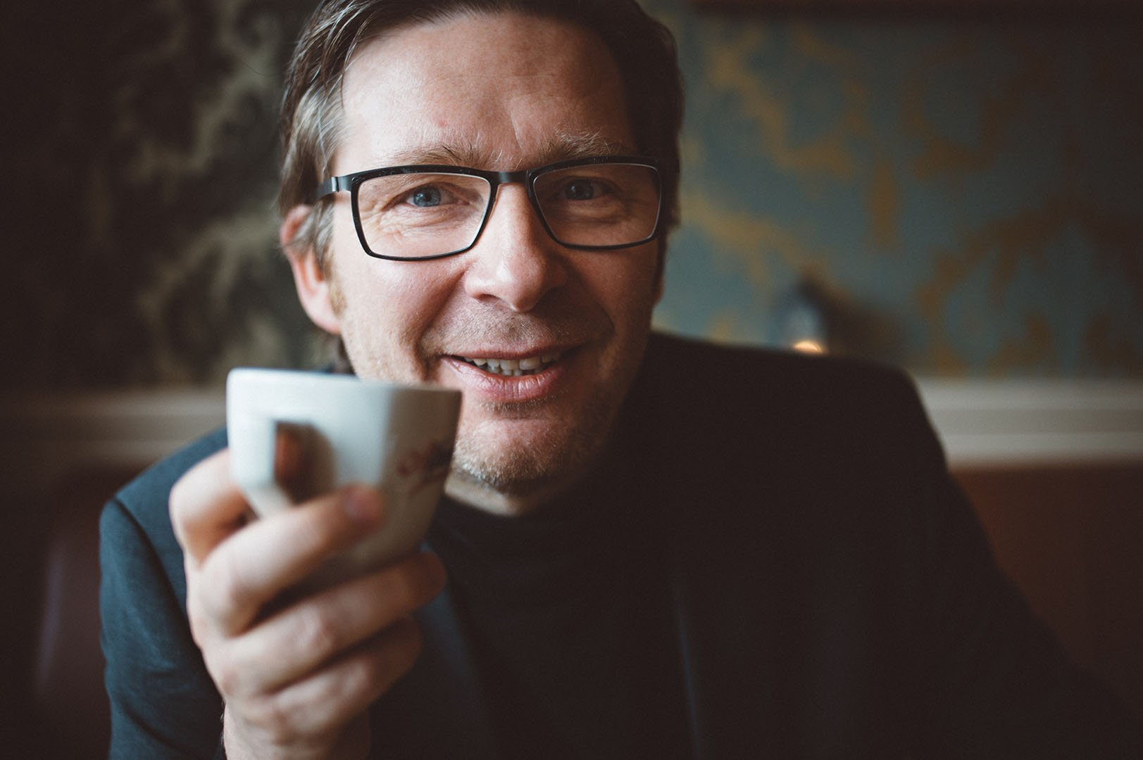 Rostocker Fotograf Holger Martens Portrait