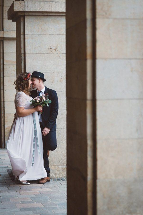 Hochzeit Paar Foto Rostock