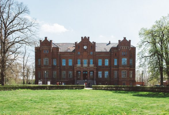 Alt Sammit Schloss Trauung