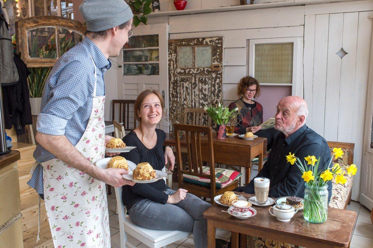 Waldenberg Cafe