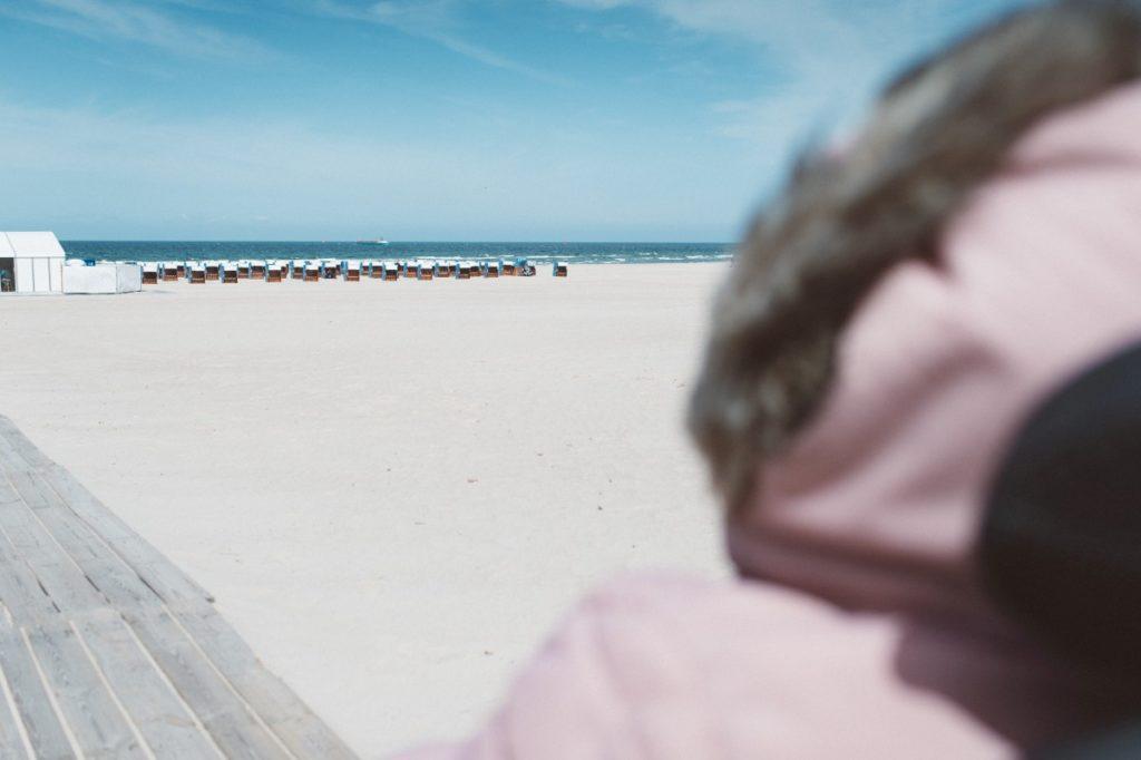 Wünschwagen Rostock Warnemünde Strand