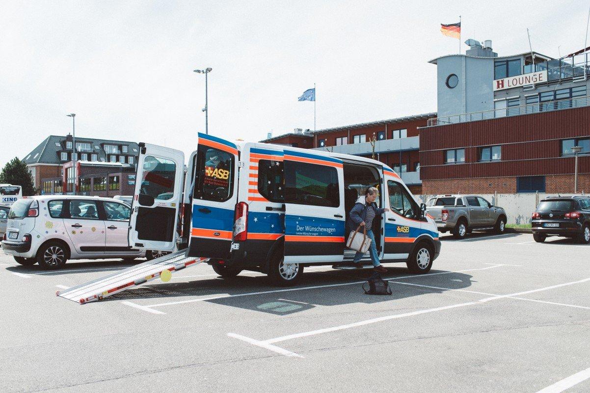 ASB Wünschewagen Rostock
